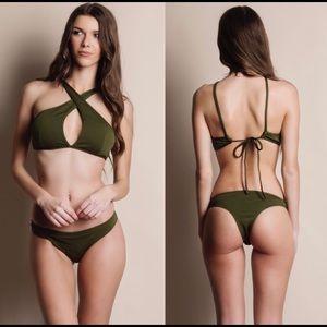 Multi-wear Bikini - OLIVE